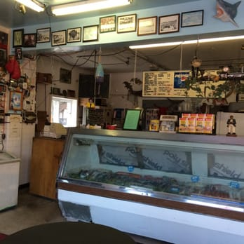Barbera seafood produce 22 photos seafood for Fish market jersey city
