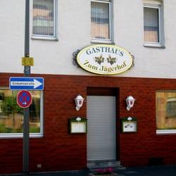 Gaststätte Zum Jägerhof, Cologne, Nordrhein-Westfalen, Germany