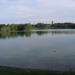 Lerchenauer See, München, Bayern