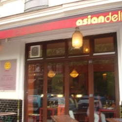 Restaurant Asian Deli, Berlin