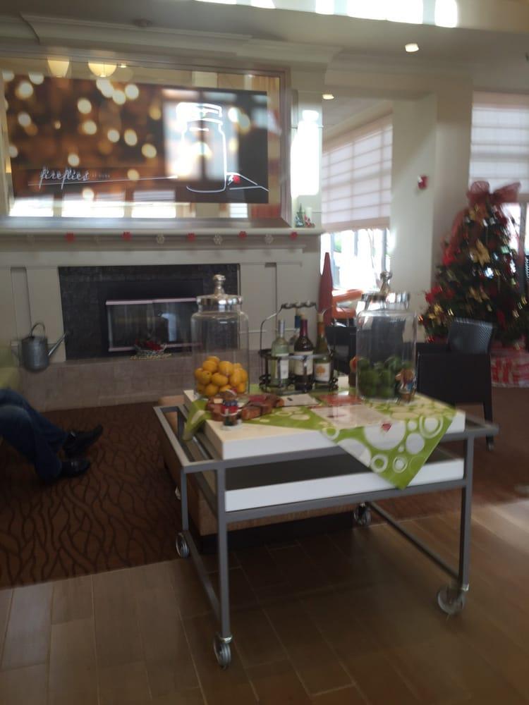 Christmas 2015 lobby yelp Hilton garden inn atlanta east stonecrest
