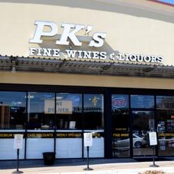 Pk's Fine Wines & Liquors logo