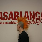 Casablanca-Hairstyle - Frisur