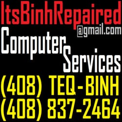 It's Binh Repaired - Milpitas, CA, United States. TEXT (preferred/quickest) and/or CALL me (Binh Vu), whichever method you prefer. :) Please avoid emailing, as it is not checked often.