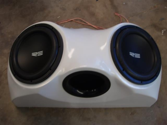 Custom Fiberglass Subwoofer Box Yelp