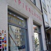 Papierladen CARTA PURA, München, Bayern