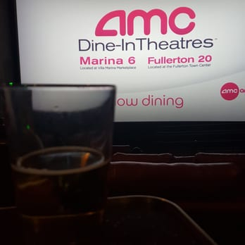 amc fullerton 20 with dine in theatres movie theater. Black Bedroom Furniture Sets. Home Design Ideas
