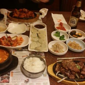 Bcd Tofu House 1067 Photos Korean Restaurants Garden Grove Ca United States Reviews Yelp