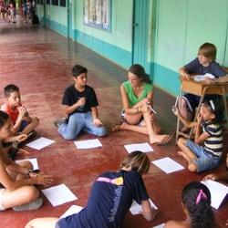 Adventures Cross-Country - Mill Valley, CA, États-Unis. Teaching English Class Costa Rida