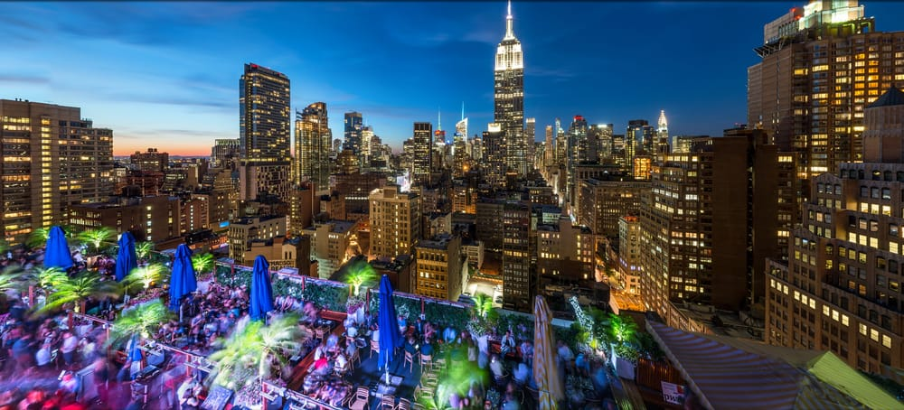 New York Rooftop Restaurant Yelp