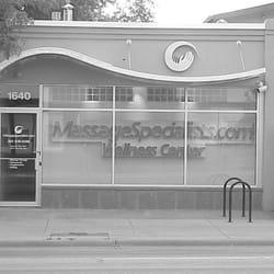Massage Specialist.com logo