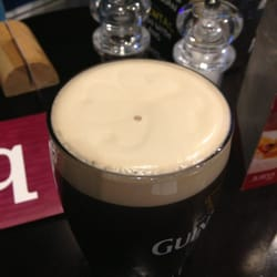Bar staff are ok at pulling a pint of…