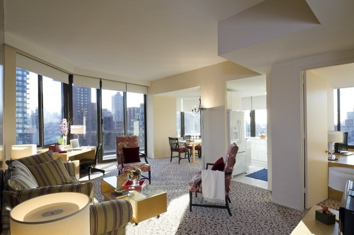 The Marmara Manhattan - New York, NY, États-Unis. Two Bedroom Suite