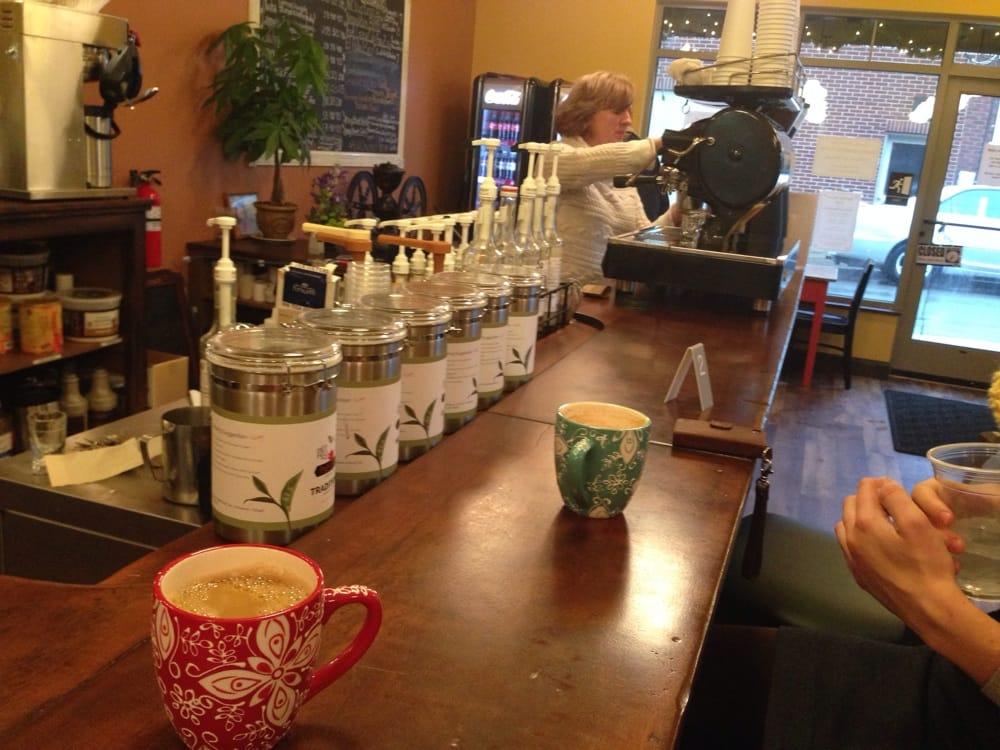 Spring Street Cafe Zelienople Pa