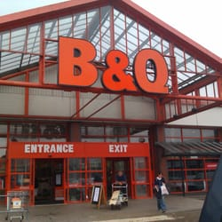B&Q Diy Supercentre, Oxford