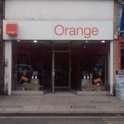 The Orange Shop, London