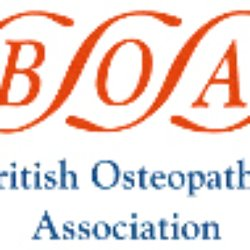 BOA - Oxford OSIC are British Osteopathic Association members