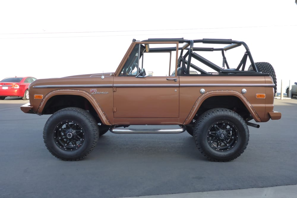 Custom Bronco Parts Custom Vintage Broncos