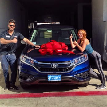 Honda of santa monica 128 photos dealerships santa for Honda dealer santa monica