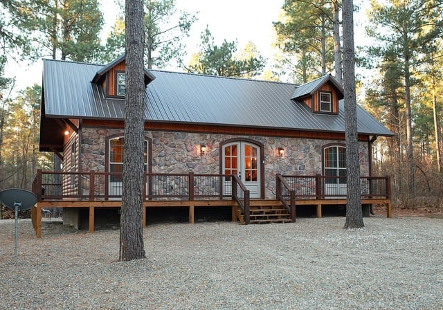Sundown cabin rentals vacation rentals broken bow ok for Vacation cabin rentals in oklahoma