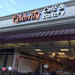 Menu for Celebrity Cafe & Bakery, Plano, TX - menupix.com