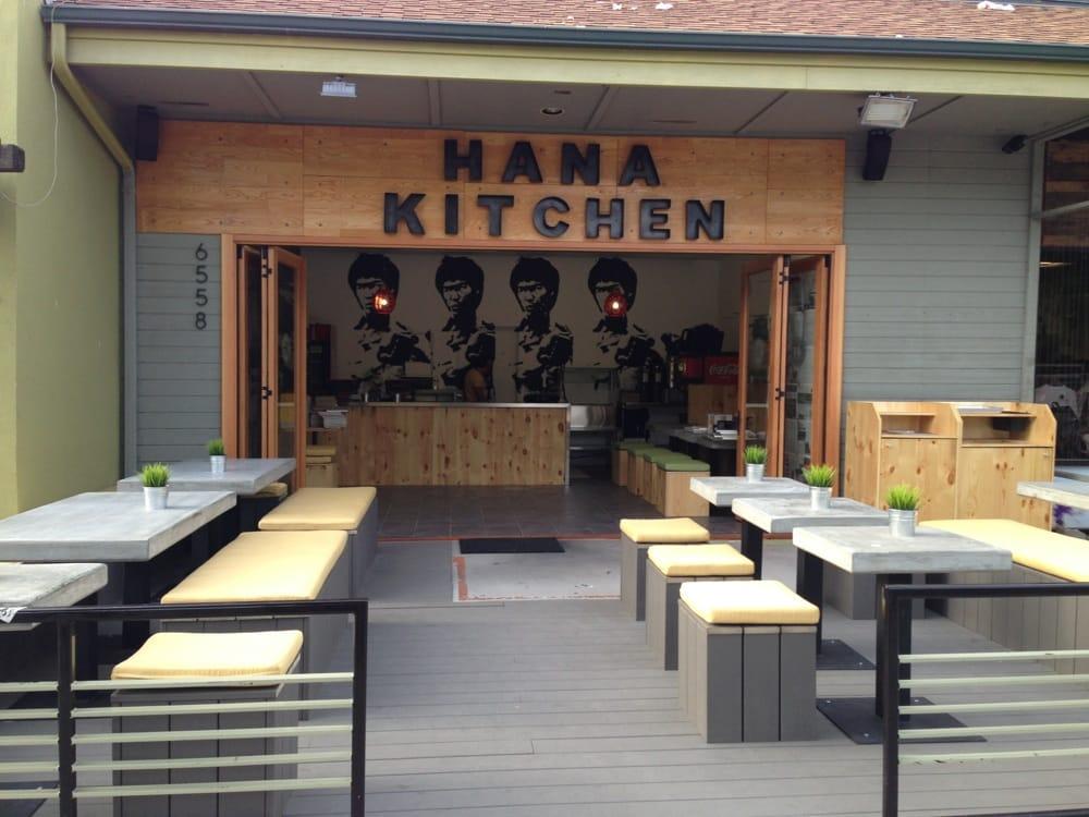 hana kitchen 115 reviews asian fusion isla vista ca - Hana Kitchen