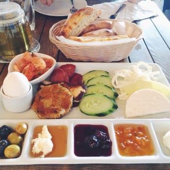 Marmaris Cafe Edgewater Menu
