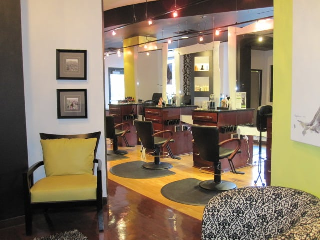 Salon spa at the chase park plaza hair salons for 212 salon st louis