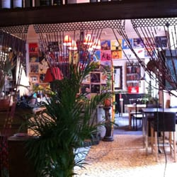 Le Salsa Café - Paris, France. salsacafe2