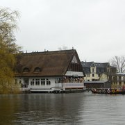 Seglerheim, Röbel, Mecklenburg-Vorpommern, Germany