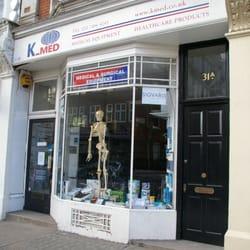 K Med, London