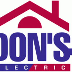 Don's Electric logo