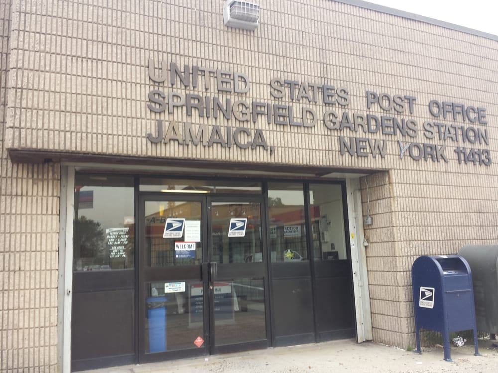 United States Postal Service Post Offices Laurelton Springfield Gardens Ny United States
