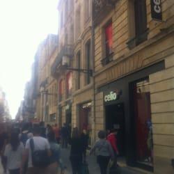 Rue Sainte Catherine, Bordeaux, France