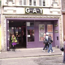 G-A-Y Bar, London, UK