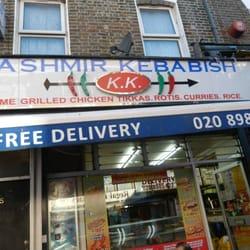 Kashmir kebabish restaurant indien clapton londres london royaume uni - Bon restaurant indien londres ...