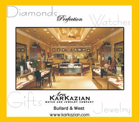 Ara karkazian watch jewelry company fresno ca yelp for Jewelry repair fresno ca