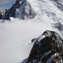 Aiguille du Midi, Chamonix Mont Blanc, Haute-Savoie, France