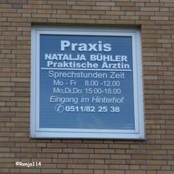 Natalja Bühler, Laatzen