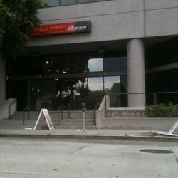 Wells Fargo Bank Bank Building Societies Sawtelle Los Angeles Ca United States