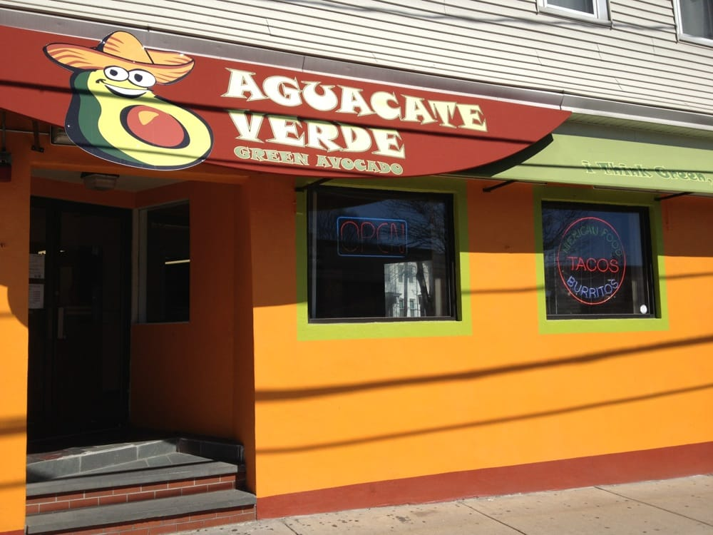 Mexican Restaurants Near Porter Square