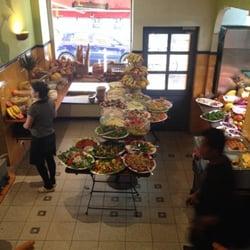 Brunch Buffet am Samstag Mittag