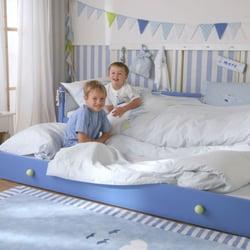 Kinderzimmer von Annette Frank!
