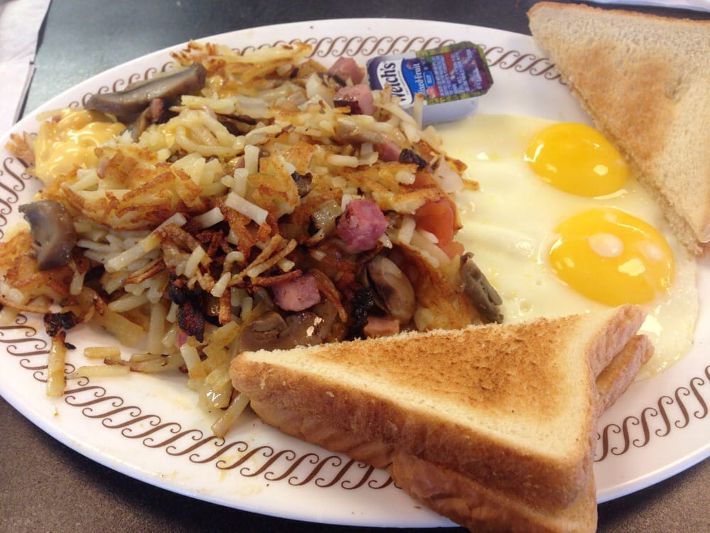 Waffle House Hash Browns All The Way Waffle House Hash Browns