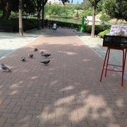 parque de la paloma, Benalmadena, Málaga, Spain