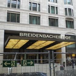 Breidenbacher Hof, Düsseldorf, Nordrhein-Westfalen, Germany