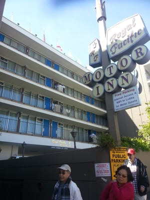 Royal pacific motor inn 31 photos hotels chinatown for Royal pacific motor inn san francisco ca 94133