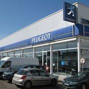 Ingedauto - Concesionario Peugeot, Mérida, Badajoz