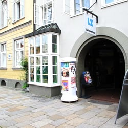 Landeszeitung Veranstaltungskasse Kartenverkauf, Lüneburg, Niedersachsen