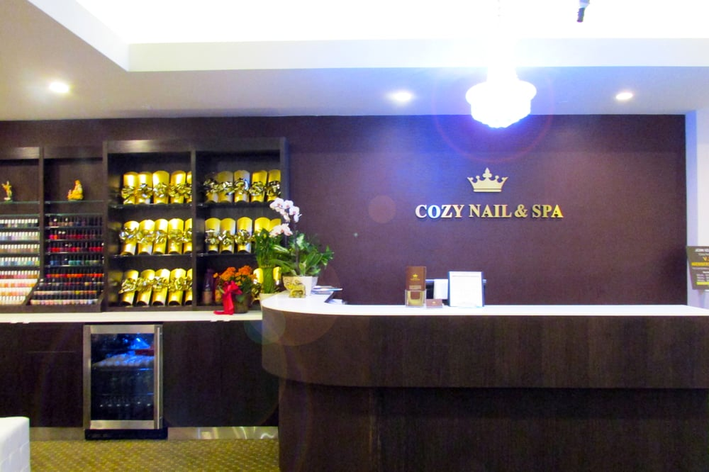 Cozy nail spa massage east northport ny reviews for 1662 salon east reviews